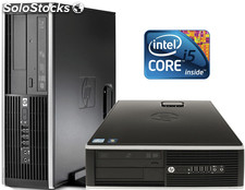 Hp 8200 Elite Core I5-2400 4Gb 250Gb DVD sff