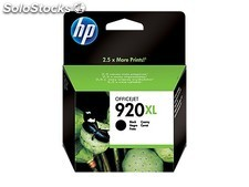 Hp 920XL negro cartucho de tinta original CD975AE