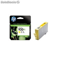 HP - 920XL Yellow Officejet Ink Cartridge Amarillo cartucho de tinta
