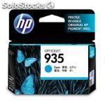 Hp 935 cyan original ink cartridge, cian, estÁndar, officejet 6812 e-aio,