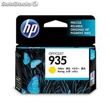 HP - 935 Yellow Original Ink Cartridge Amarillo cartucho de tinta - 13332417