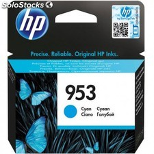 HP - 953 Cyan Original Ink Cartridge 10ml 700páginas Cian cartucho de tinta -