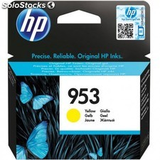 HP - 953 Yellow Original Ink Cartridge 10ml 700páginas Amarillo cartucho de
