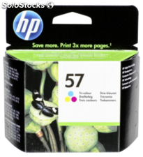 Hp c 6657 ae Cartucho color No. 57