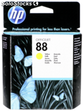 HP C 9388 AE Cartucho amarillo No. 88