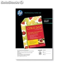 HP - C6818A A4 (210 297 mm) Brillo Color blanco papel para impresora de