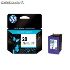 HP - Cartucho de tinta original 28 Tri-color