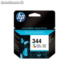 HP - Cartucho de tinta original 344 Tri-color