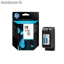 HP - Cartucho de tinta original 78 Tri-color