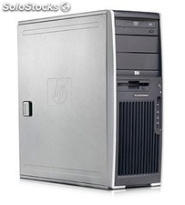 Hp Compaq XW4600 E8400 Core 2 Duo 3,0Ghz 4Gb 320Gb Nvida nvs Vista/xp a estrenar