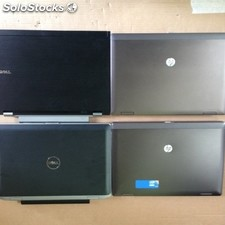 Hp, dell y lenovo laptops - stock reformado