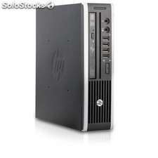 Hp Elite 8300 Core™ i7-3770 Processor up to 3.90 GHz 4096Mb hdd 500GB DVD