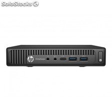 HP - EliteDesk PC de escritorio mini 800 65 W G2