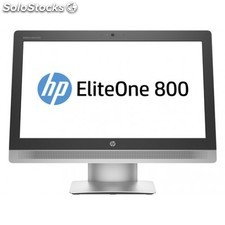 HP - EliteOne PC All-in-One 800 G2 con pantalla táctil de 58,4 cm (23 pulgadas)