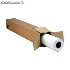 HP - Heavyweight Coated Paper 1524 mm x 30.5 m (60 in x 100 ft) Mate formato