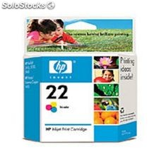 Hp no.22 Cartucho Color C9352AE psc 1410