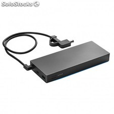 HP - Notebook Power Bank 18.000 mAh Indoor battery charger Negro