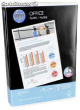 HP Office Papel blanco A 4, 80 g, 500 hojas CHP 110