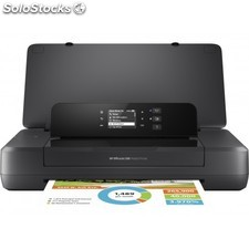 HP - Officejet 200 Mobile Color 4800 x 1200DPI A4 Wifi impresora de inyección de