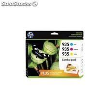 HP - Pack de ahorro 935XL Office de 75 hojas/A4/210 x 297 mm