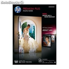 Hp papel photo brillo a4 (20 hojas)