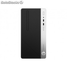 Hp - ProDesk pc Microtorre 400 G4