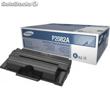 HP - Samsung MLT-P2082A 2-pack Black Toner Cartridges