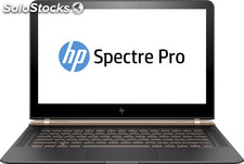 Hp spectre pc notebook pro 13 g1 (energy star)