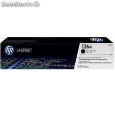 Hp toner negro 126A 1.200 pag. Laserjet pro´100 CP´1025NW´1025´1020
