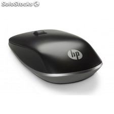 HP - Ultra Mobile Wireless Mouse RF inalámbrico 1200DPI Ambidextro Negro ratón