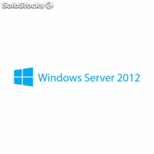 Hp windows server 2012 foundation rok - en español/ingles / frances