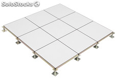 hpl pvc steel raised access floor panel