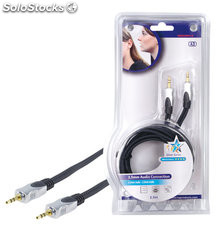 Hq cable de audio de alta calidad hq de 2,50M