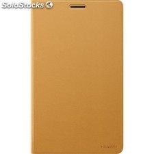 "Huawei - 51991963 8"""" Folio Marrón funda para tablet"