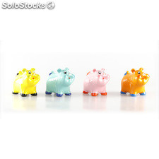 Hucha cerdito - colores surtidos - b and b - 8430026923168 - 58076