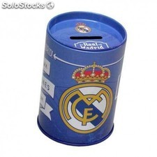 Hucha Cubilete Real Madrid Metalico