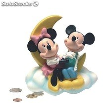 Hucha de Mickey y Minnie