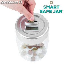 Hucha Electrónica Digital Smart Safe Jar