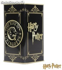 Hucha metalica Harry Potter