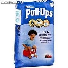 Hugg.pull ups boys TAILLE6 X12