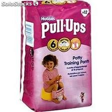 Hugg.pull ups girl TAILLE6 X12