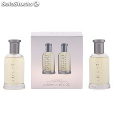 Hugo Boss-boss boss bottled duo lote 2 pz