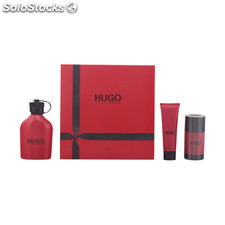 Hugo Boss-boss - hugo red lote 3 pz