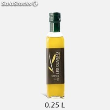 Huile d'olive Vierge Extra Bouteille 250 ml