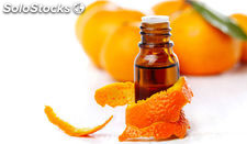 Huile essentielle de d'orange (Citrus Aurantium Dulcis (Orange) Peel Oil)