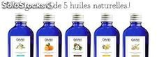 Huiles de massage naturelles Flacon 100ml