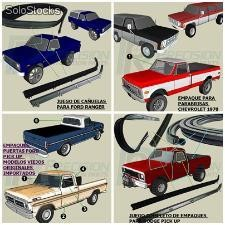 hules automotrices