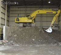 Hydraulikbagger : PC210LC/NLC-8 Waste Spec