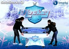 i-Hockey Ice