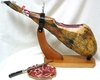 Iberian ham Bellota from Spain
